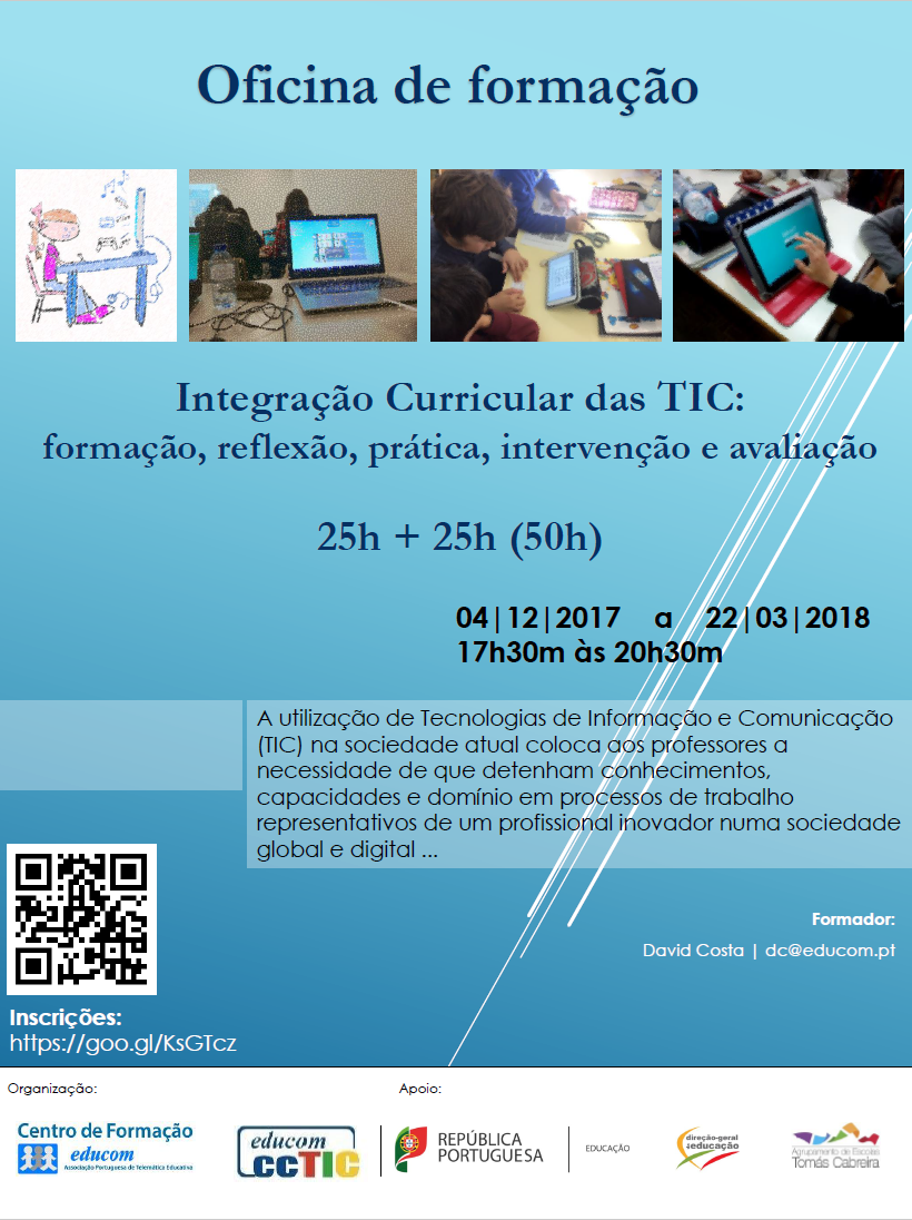 Int. Curricular das TIC