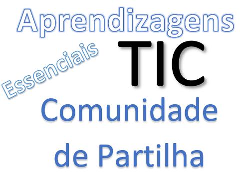 Aprendizagens Essenciais TIC